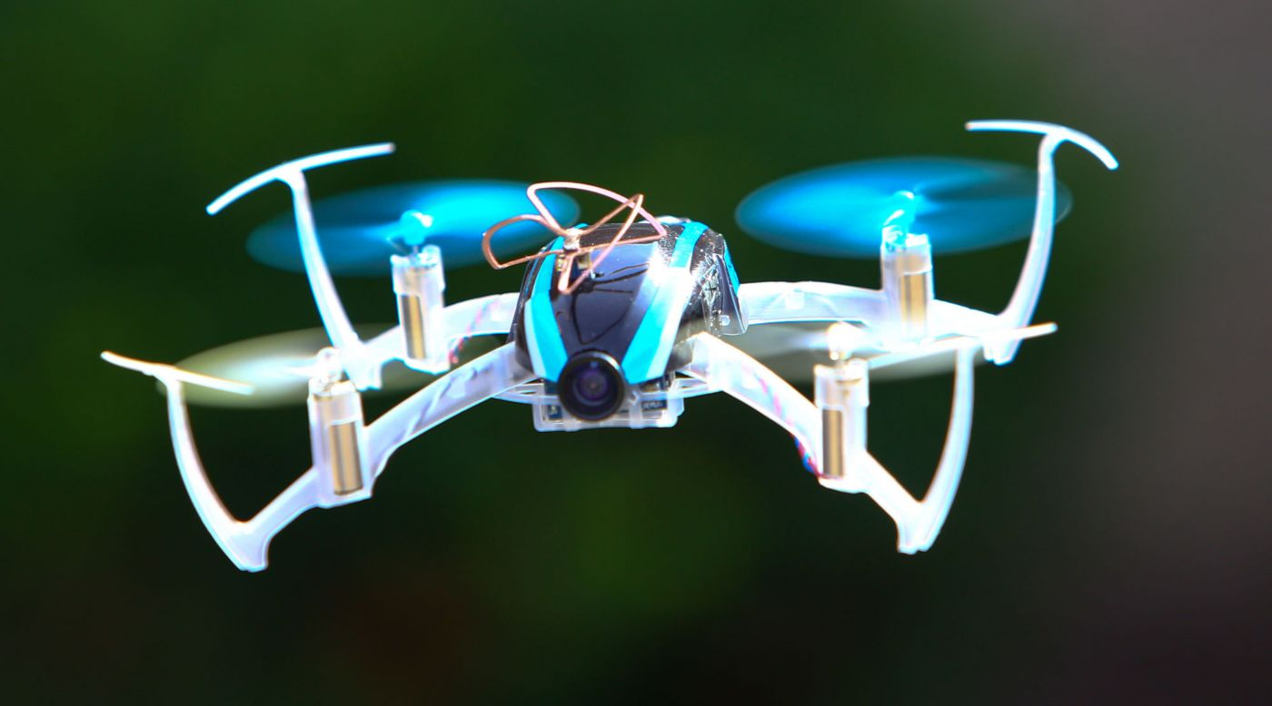Image for Nano QX FPV BNF with SAFE Technology without Headset from HorizonHobby