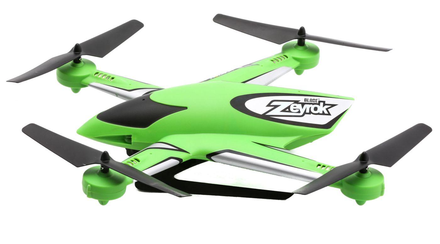 Image for Zeyrok Drone RTF with SAFE Technology, Green from HorizonHobby