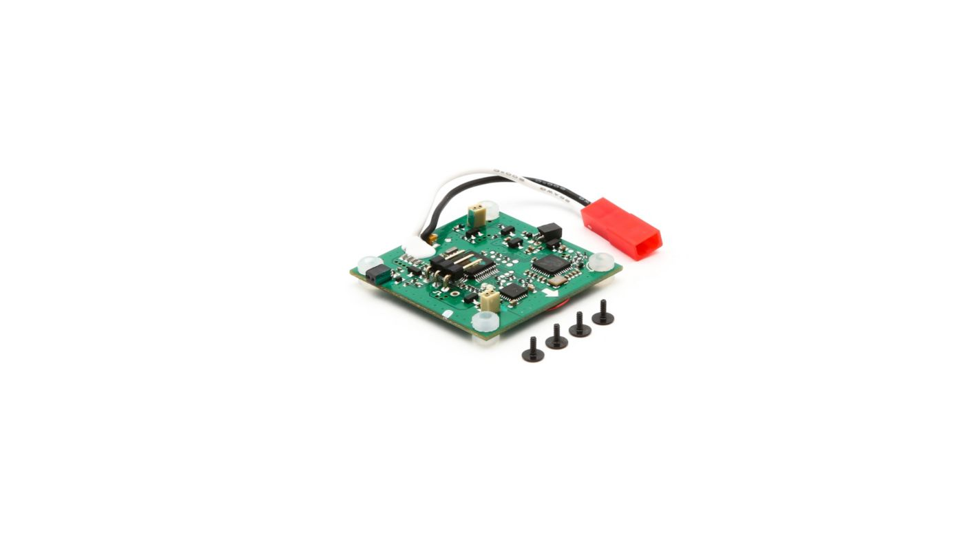 Image for 5-in-1 Control Unit, RX/ESC/Mix/Gyros/6-Ch: 180 QX HD from HorizonHobby