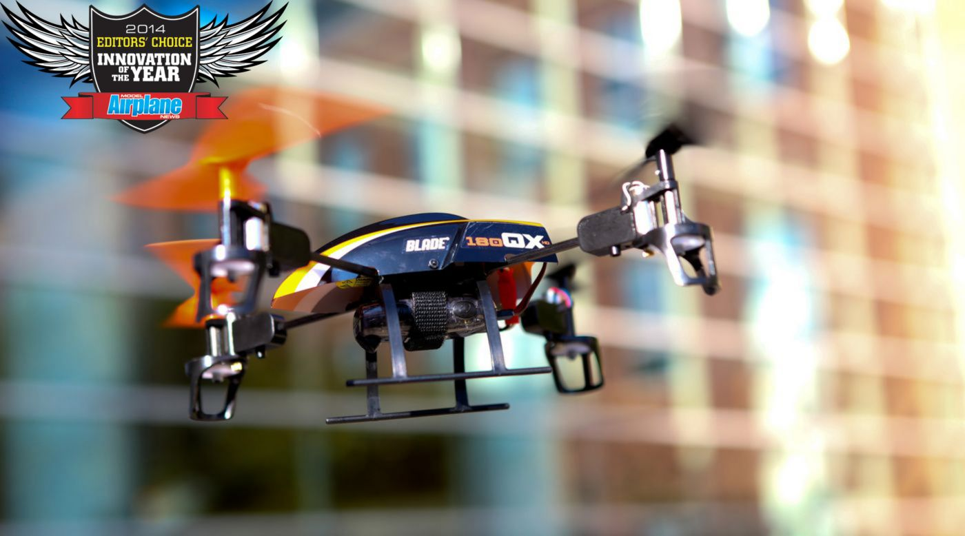 Image for 180 QX HD BNF with SAFE Technology from HorizonHobby