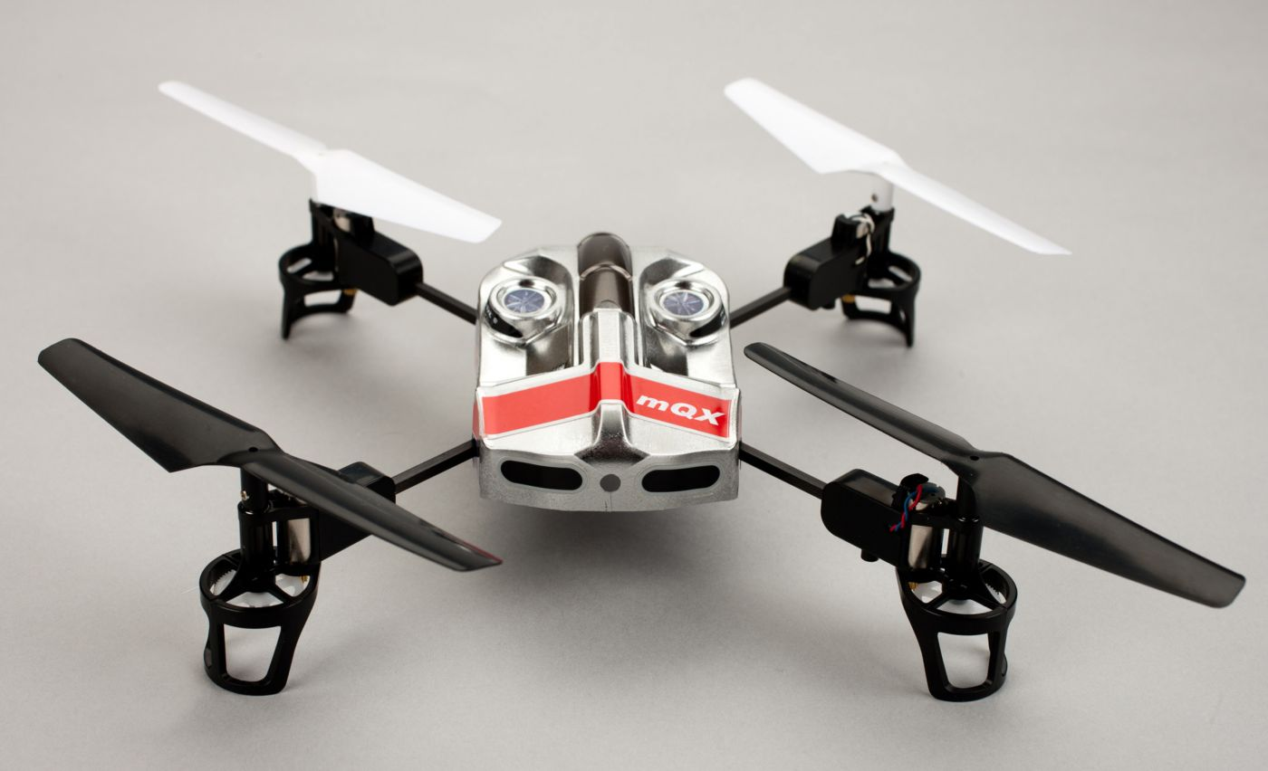 Blade mQX Quad Copter Motor with Pinion Counter-Clockwise Rotation BLH7504