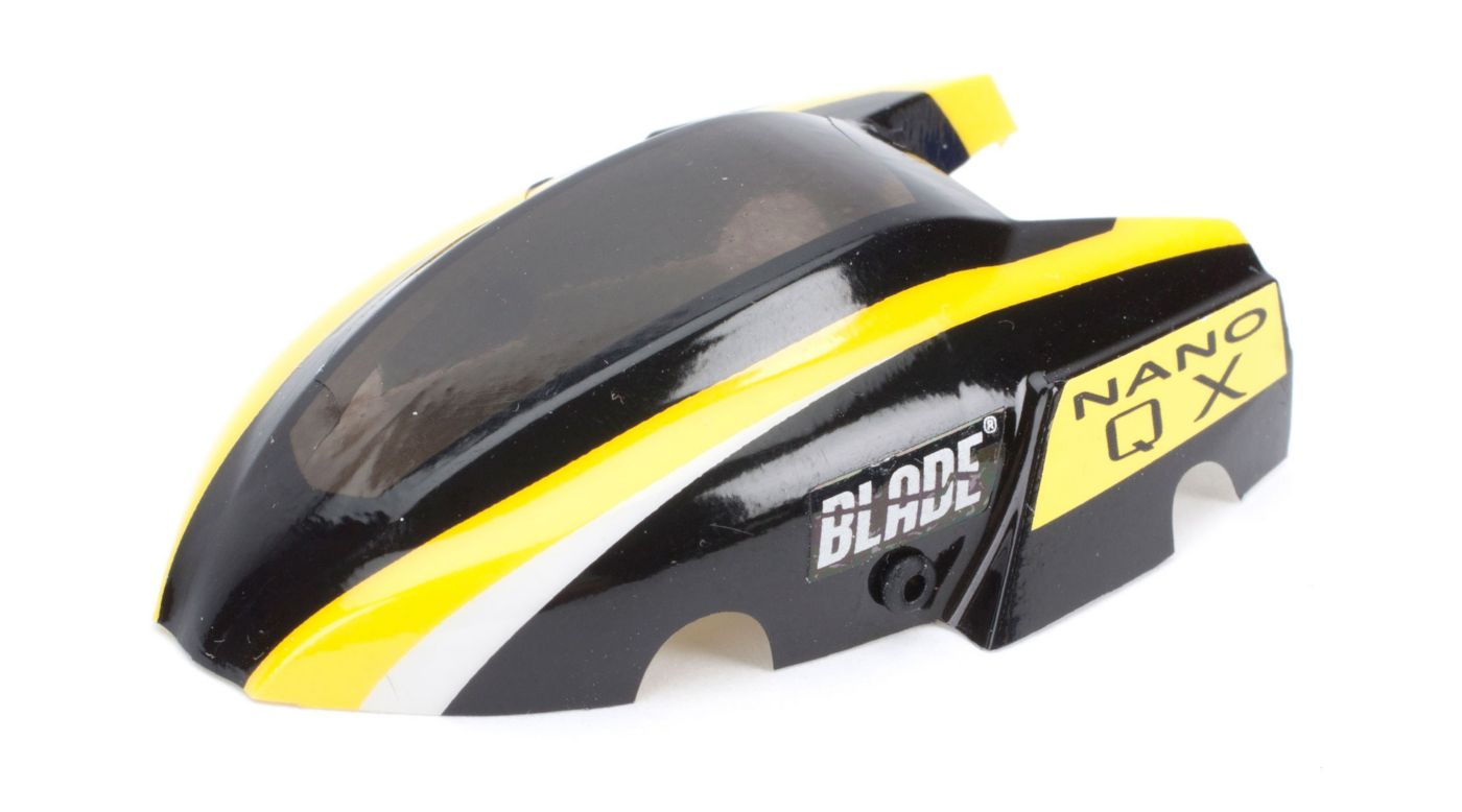 Image for Yellow Canopy: Nano QX from HorizonHobby