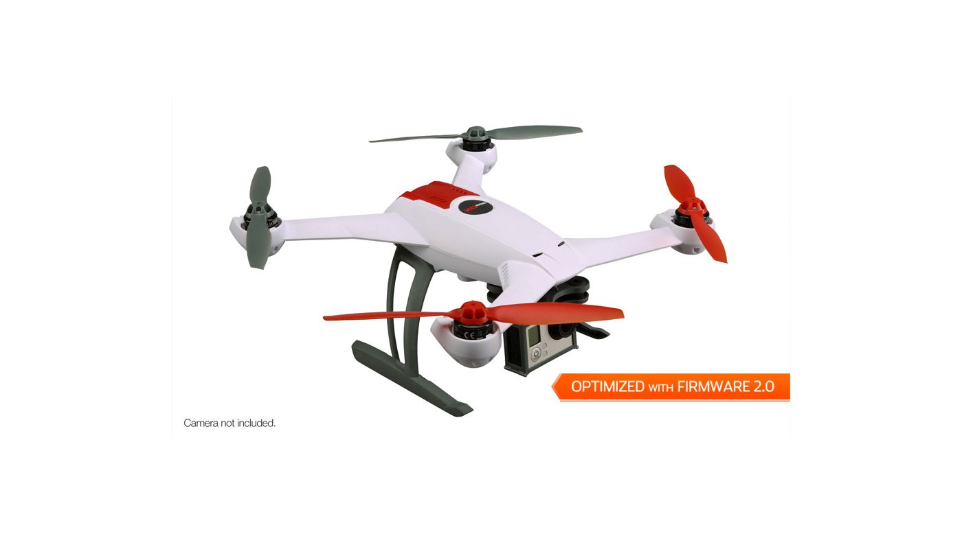 Image for 350 QX RTF Firmware 2.0 with SAFE Technology from HorizonHobby