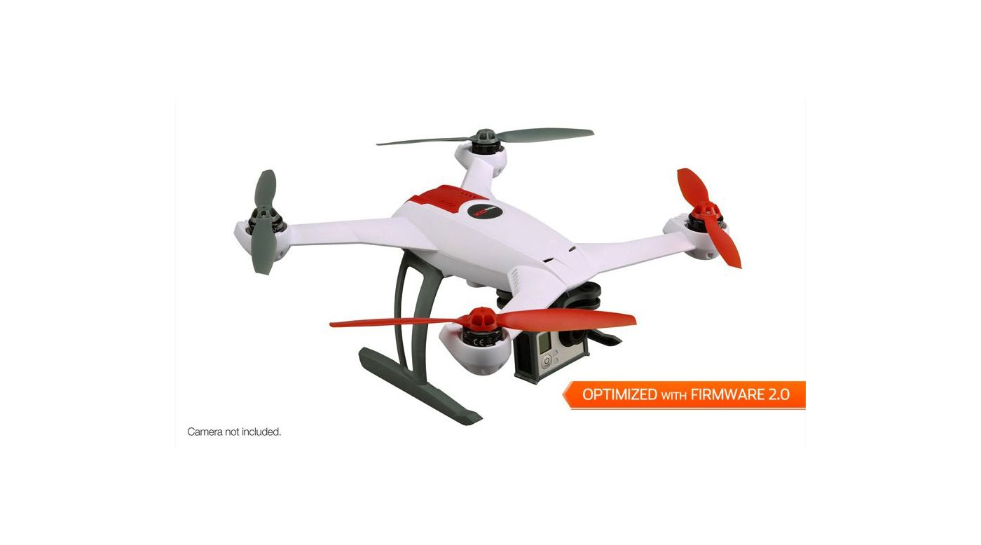 Image for 350 QX BNF Firmware 2.0 with SAFE Technology from HorizonHobby