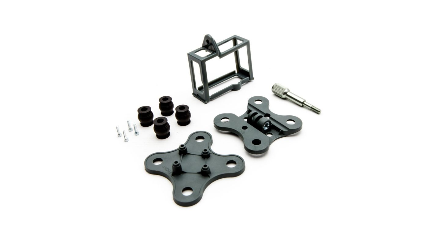 Image for Camera holder CGO1 with anti-vibration mount from Horizon Hobby