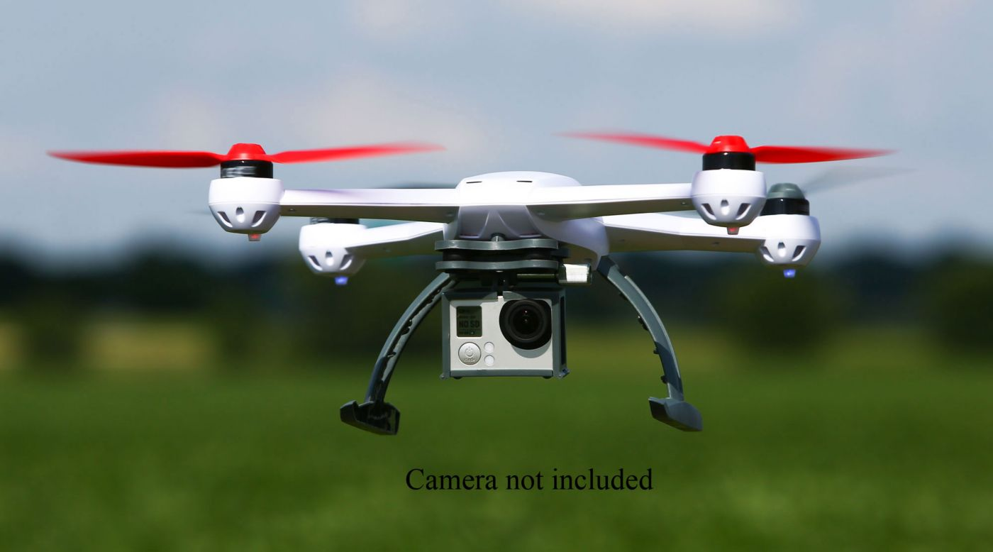 Image for 350 QX2 BNF with SAFE Technology from HorizonHobby