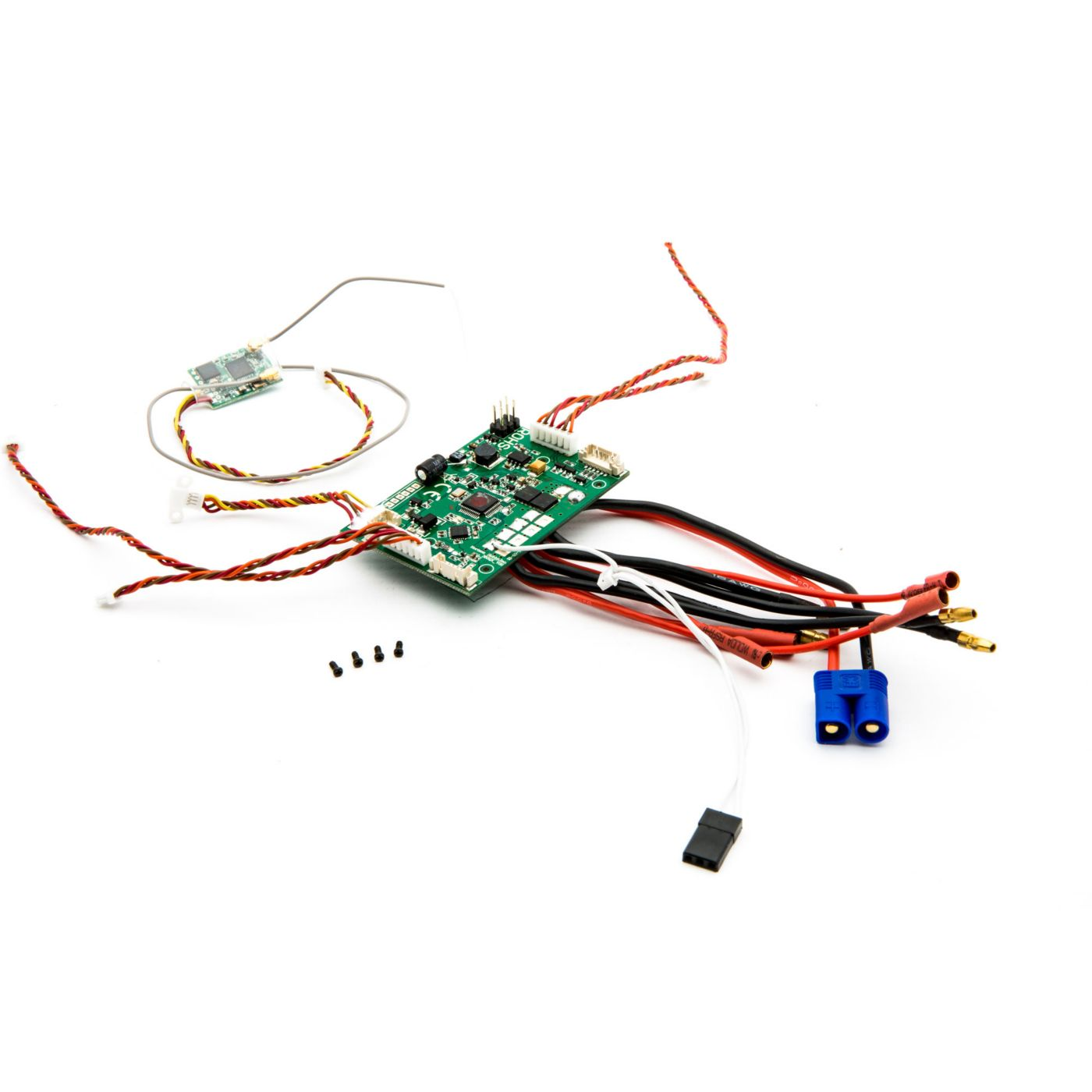 Horizonhobby Products 350 Qx Battery Wiring Diagram Main Control Board With Rx 2 3 Blh8101