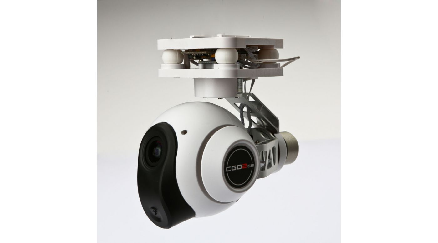 Image for CGO2 GB HD Camera with 3-Axis Brushless Gimbal from HorizonHobby