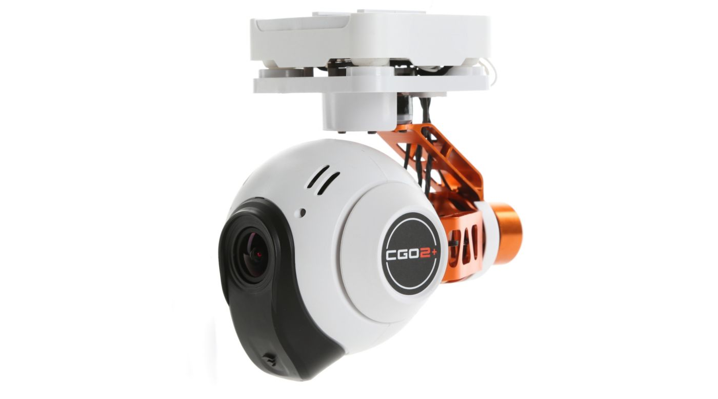 Image for CGO2+ 3-Axis Gimbal Camera from HorizonHobby