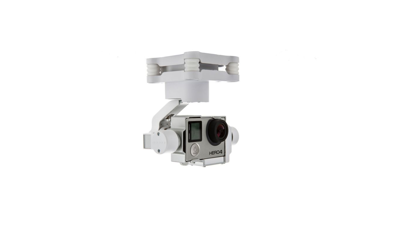Image for GB203 3-Axis Gimbal: GoPro Hero3/4 from HorizonHobby