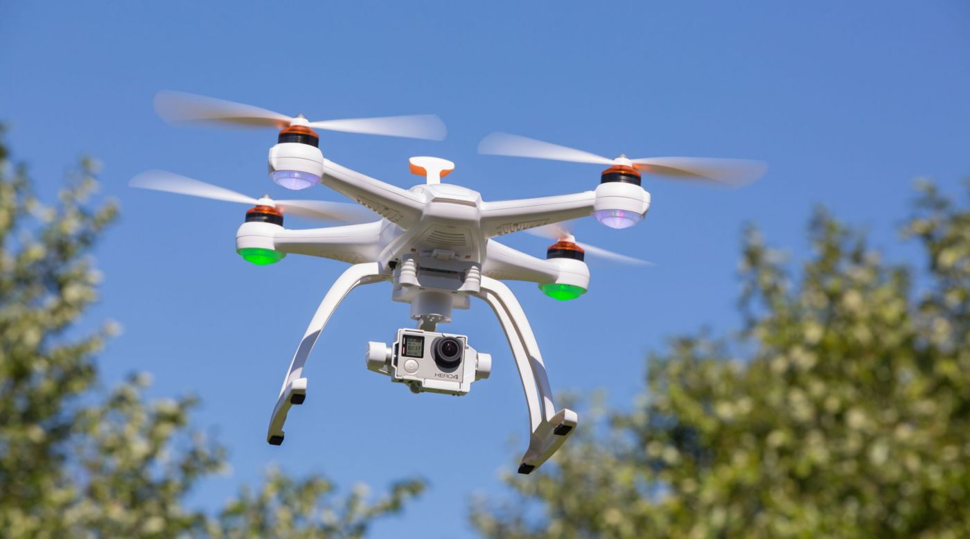 Image for Chroma Camera Drone with ST10+ and 3-axis Gimbal for GoPro Hero from HorizonHobby