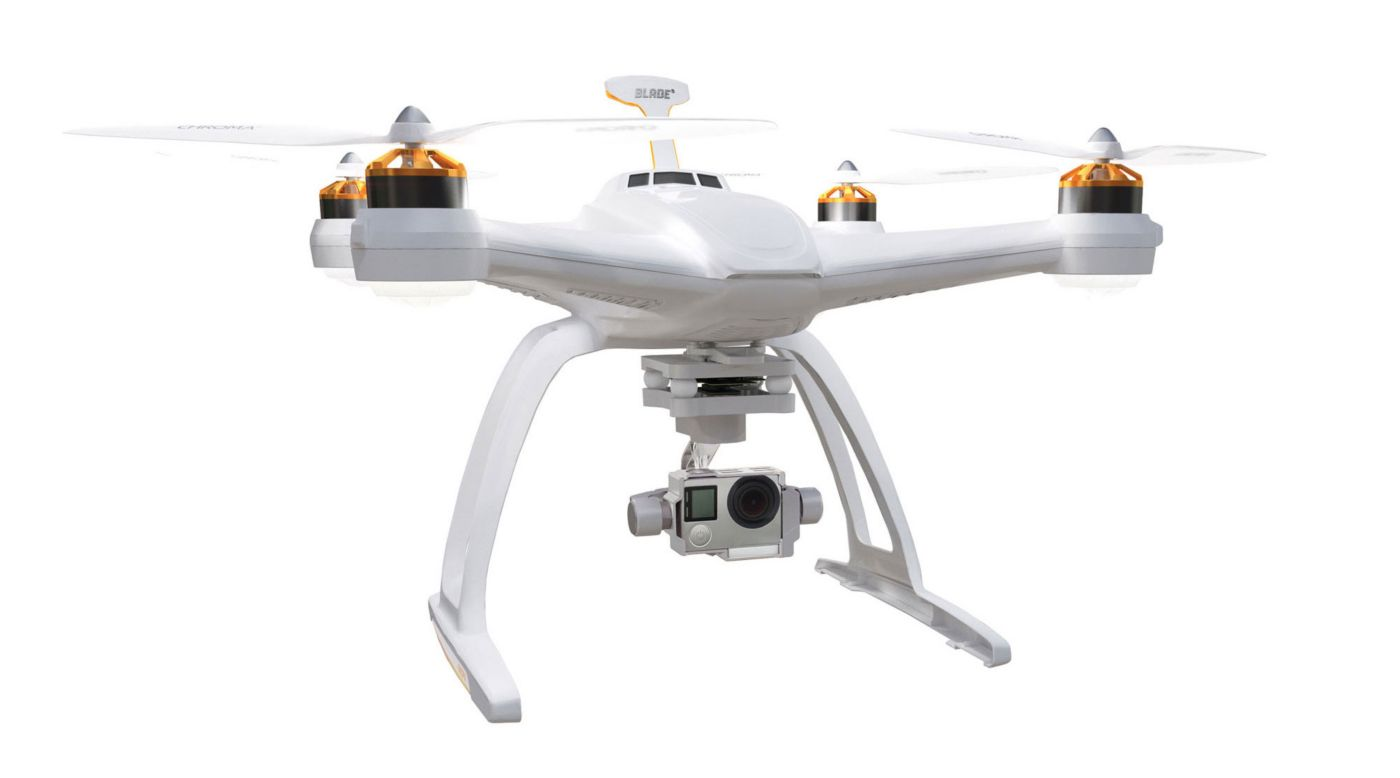 Image for Chroma Camera Drone with DX4 and 3-axis Gimbal for GoPro Hero from Horizon Hobby