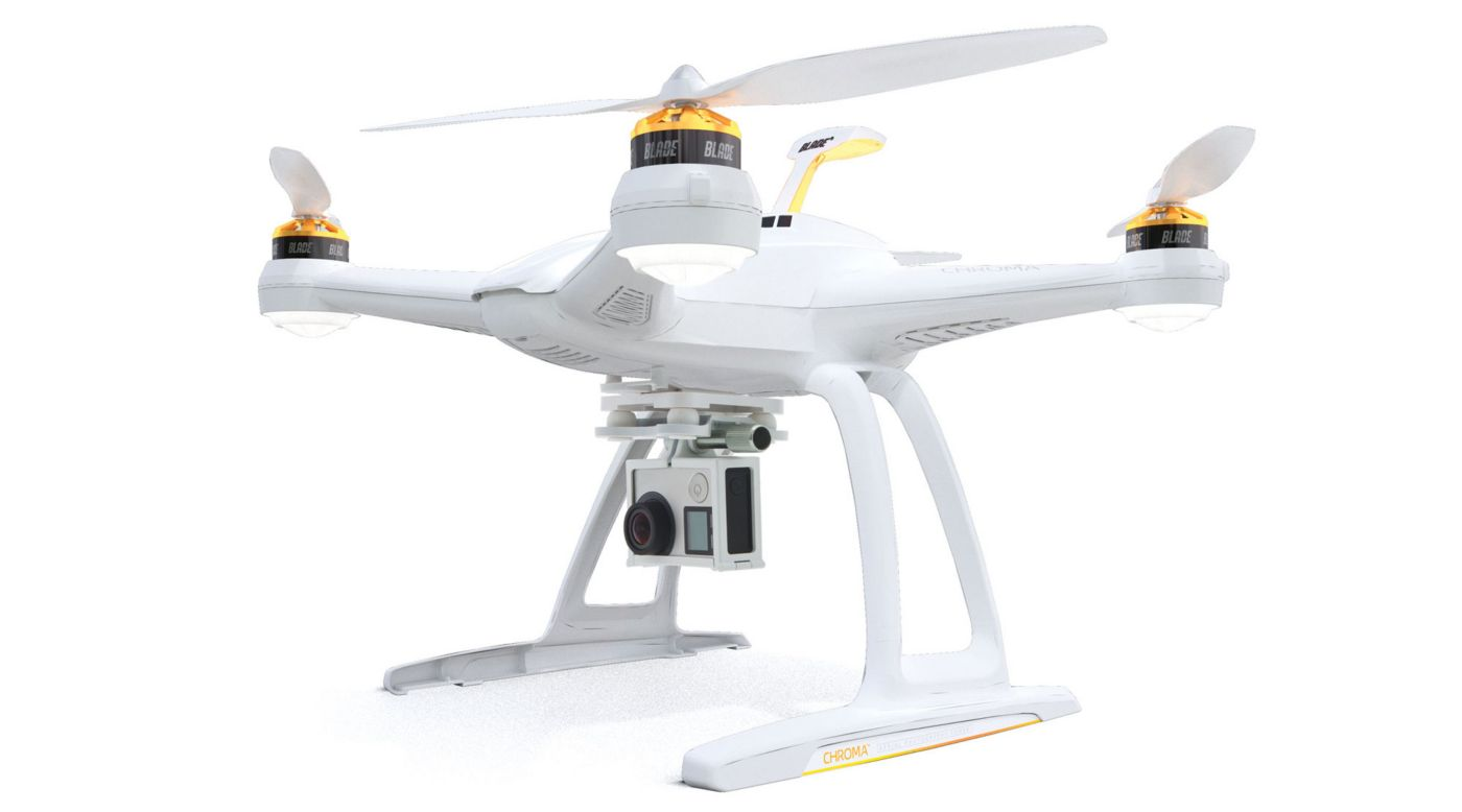 Image for Chroma Camera Drone BNF from HorizonHobby