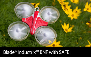 Blade Inductrix BNF with SAFE Technology
