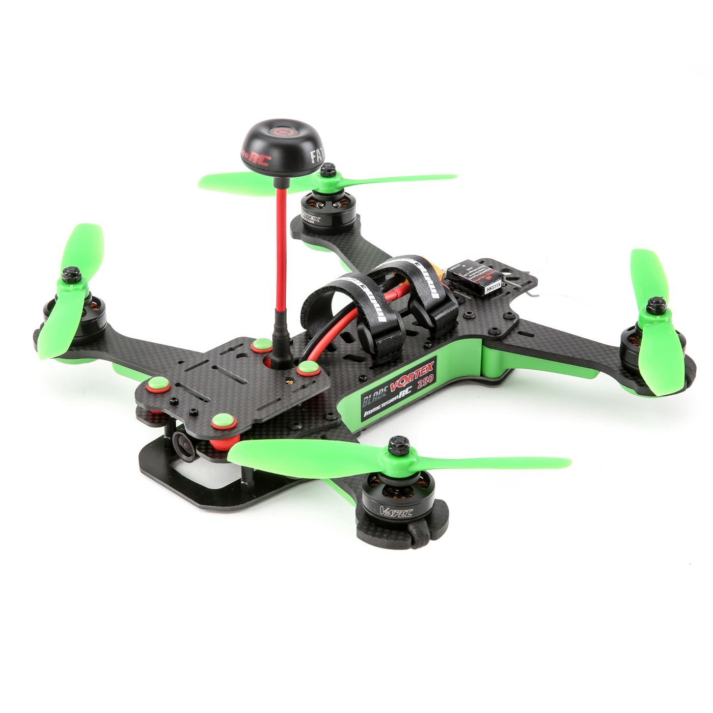 Blade® Vortex 250 Pro BNF Basic FPV Racing RC Quadcopter