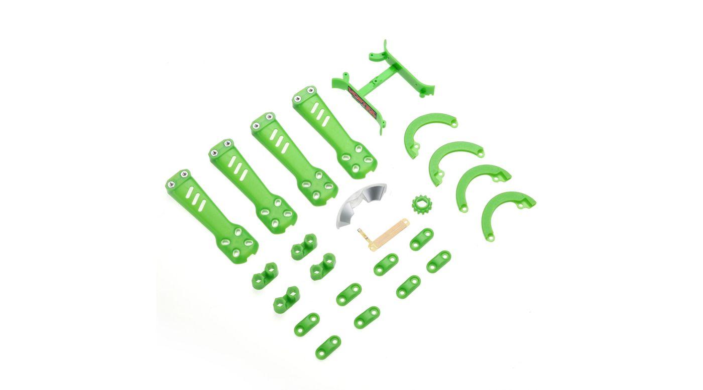 Image for Plastic Kit, Green: Vortex 230 from HorizonHobby
