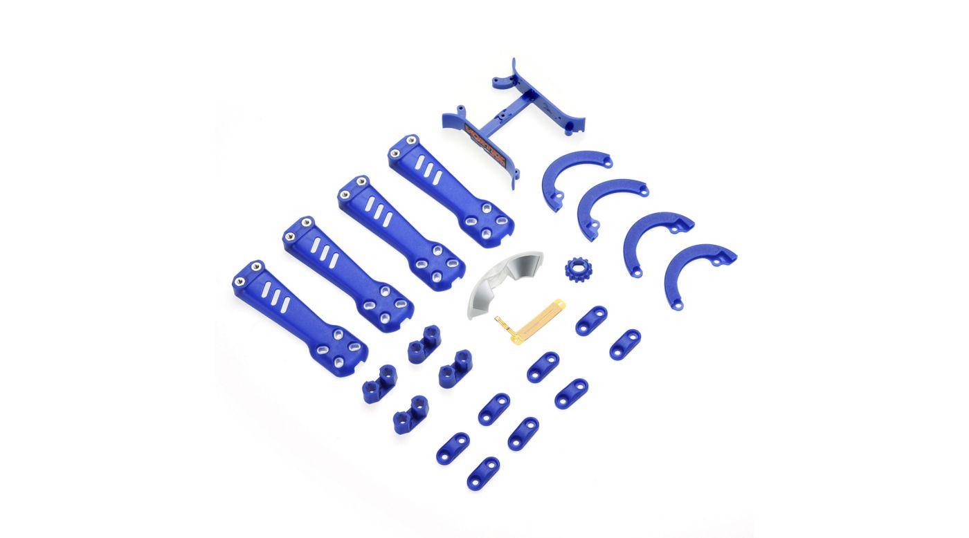 Image for Plastic Kit, Blue: Vortex 230 from HorizonHobby