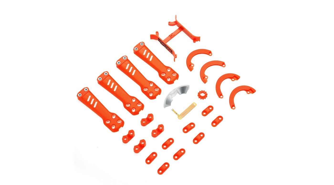Image for Plastic Kit, Orange: Vortex 230 from HorizonHobby