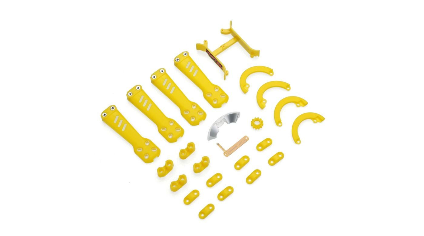 Image for Plastic Kit, Yellow: Vortex 230 from HorizonHobby