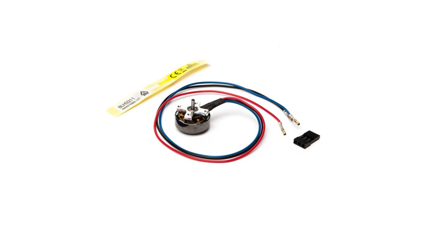 Image for Brushless Tail Motor: 130 S, 150 S from HorizonHobby