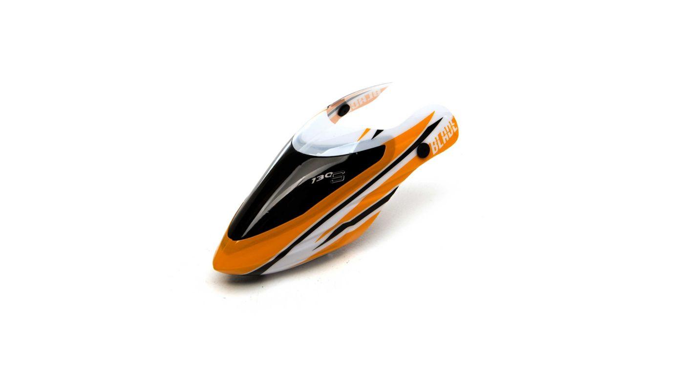 Grafik für Blade Kabinenhaube orange : 130 S in Horizon Hobby