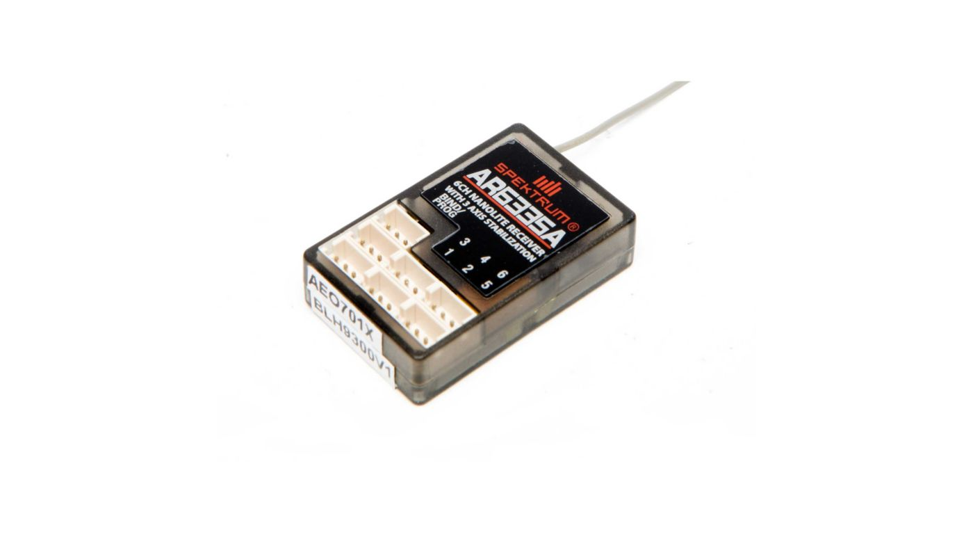 Image for Blade Replacement Receiver  130 S from HorizonHobby