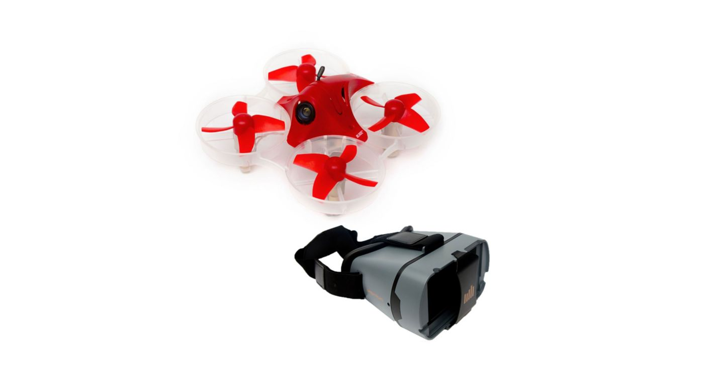 Image for Inductrix FPV + RTF with Headset Conversion from HorizonHobby