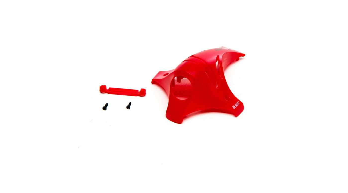 Image for Canopy, Red: Inductrix FPV + from HorizonHobby