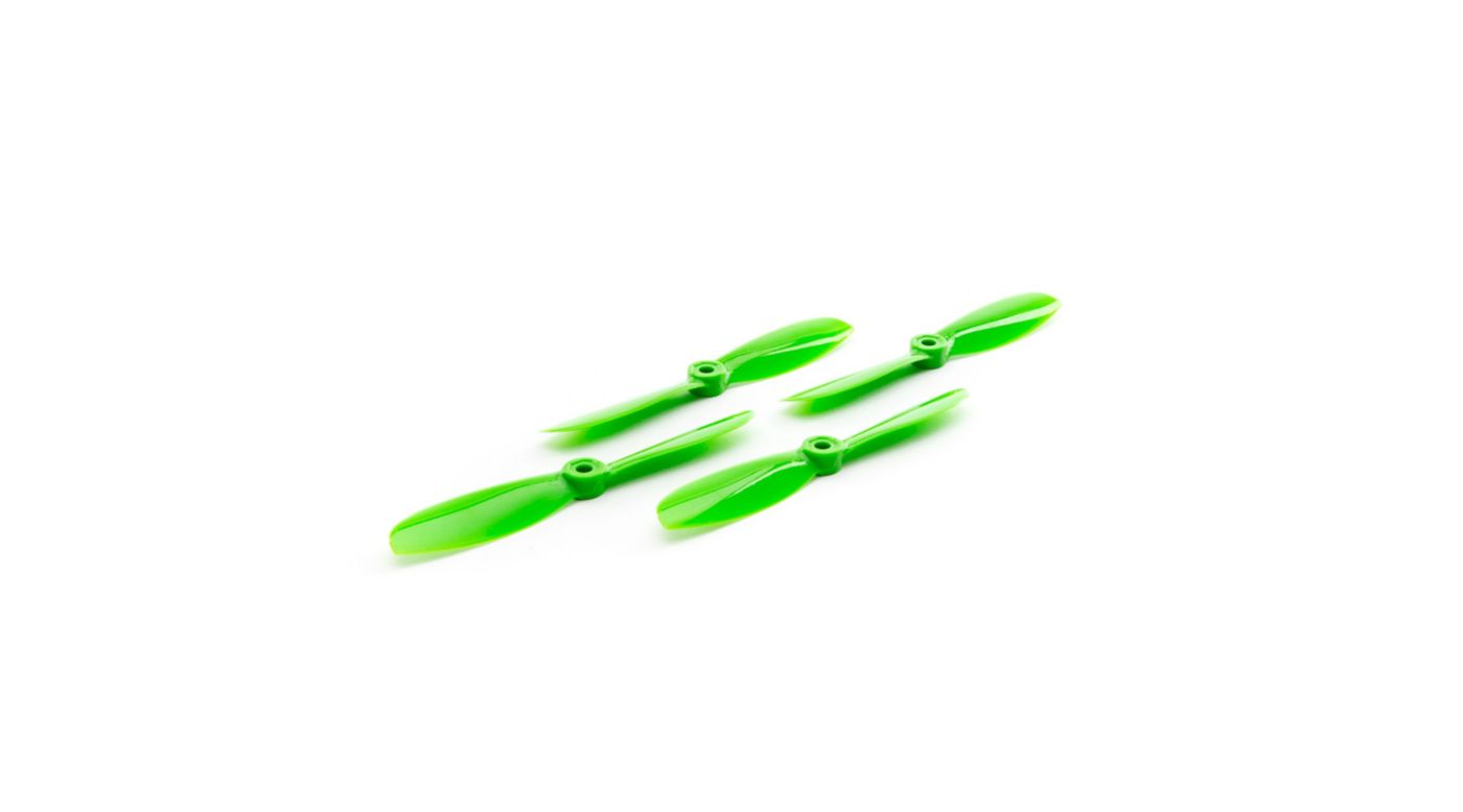 Image for 5x4 FPV Race Prop 2Blade Green from HorizonHobby