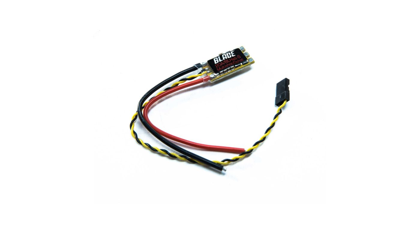 Image for 20A FPV ESC BLHeli-S from HorizonHobby