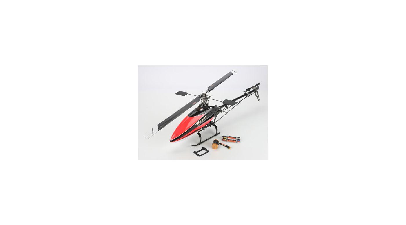 Image for Beam E4 450 Premium Kit from HorizonHobby