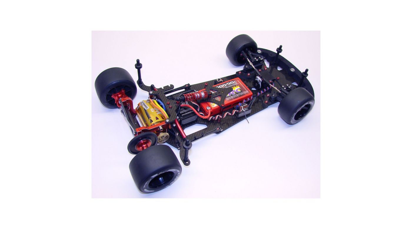 Image for 1/10 GenX-10RT World GT-R Car Kit from HorizonHobby
