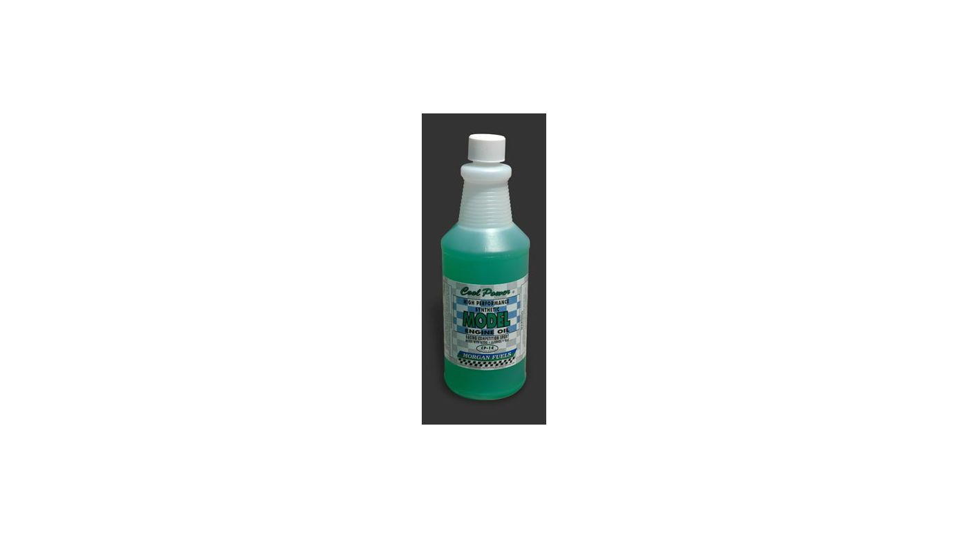 Image for HP Lubricant Synthetic Oil Qt from HorizonHobby