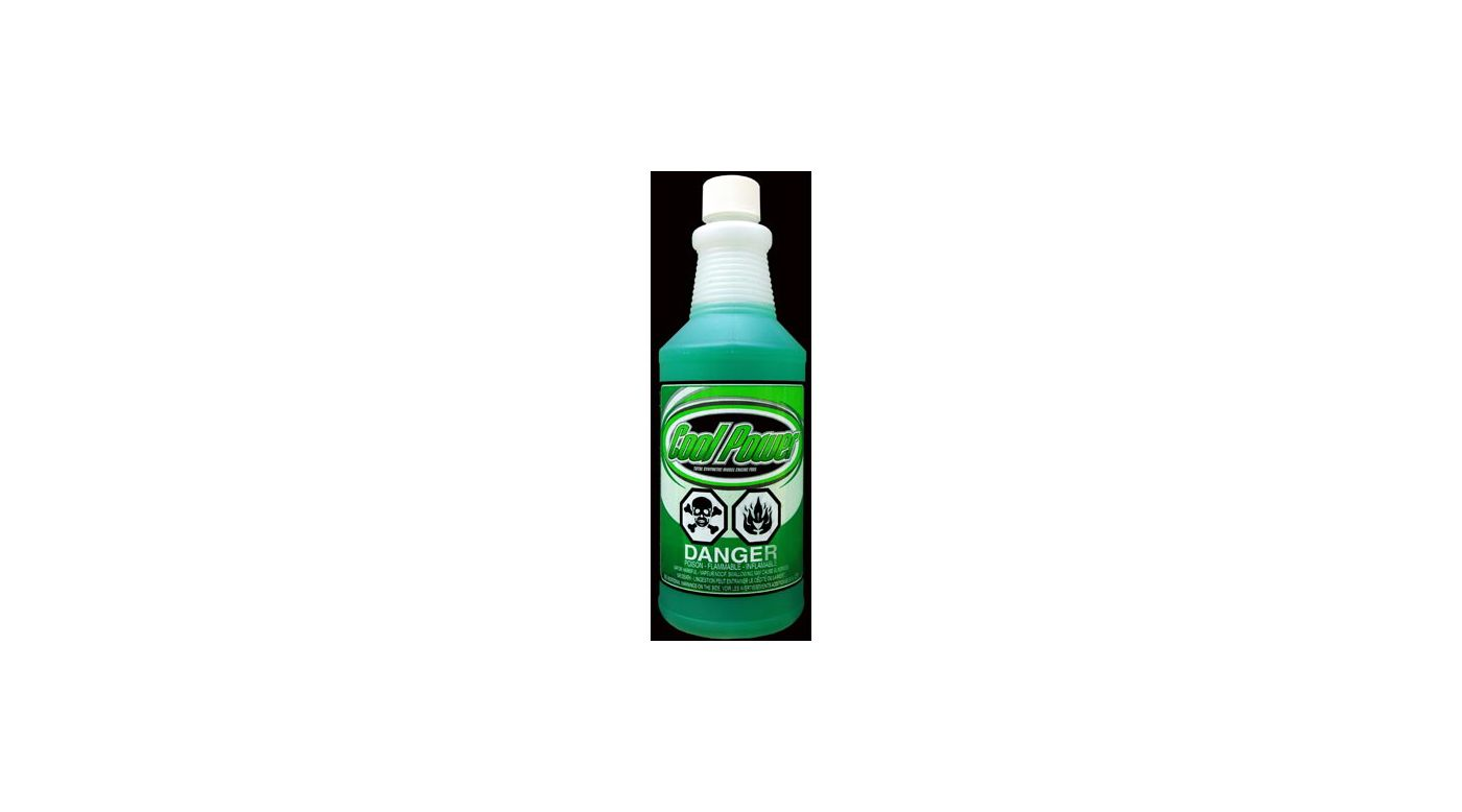 Image for Cool Power 15%, 17% Oil Quart from HorizonHobby