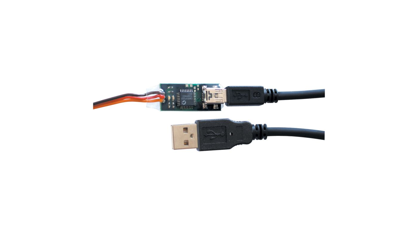 Image for Castle Link USB from HorizonHobby