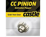 Castle Creations - Mod 1 CC Pinion, 17T