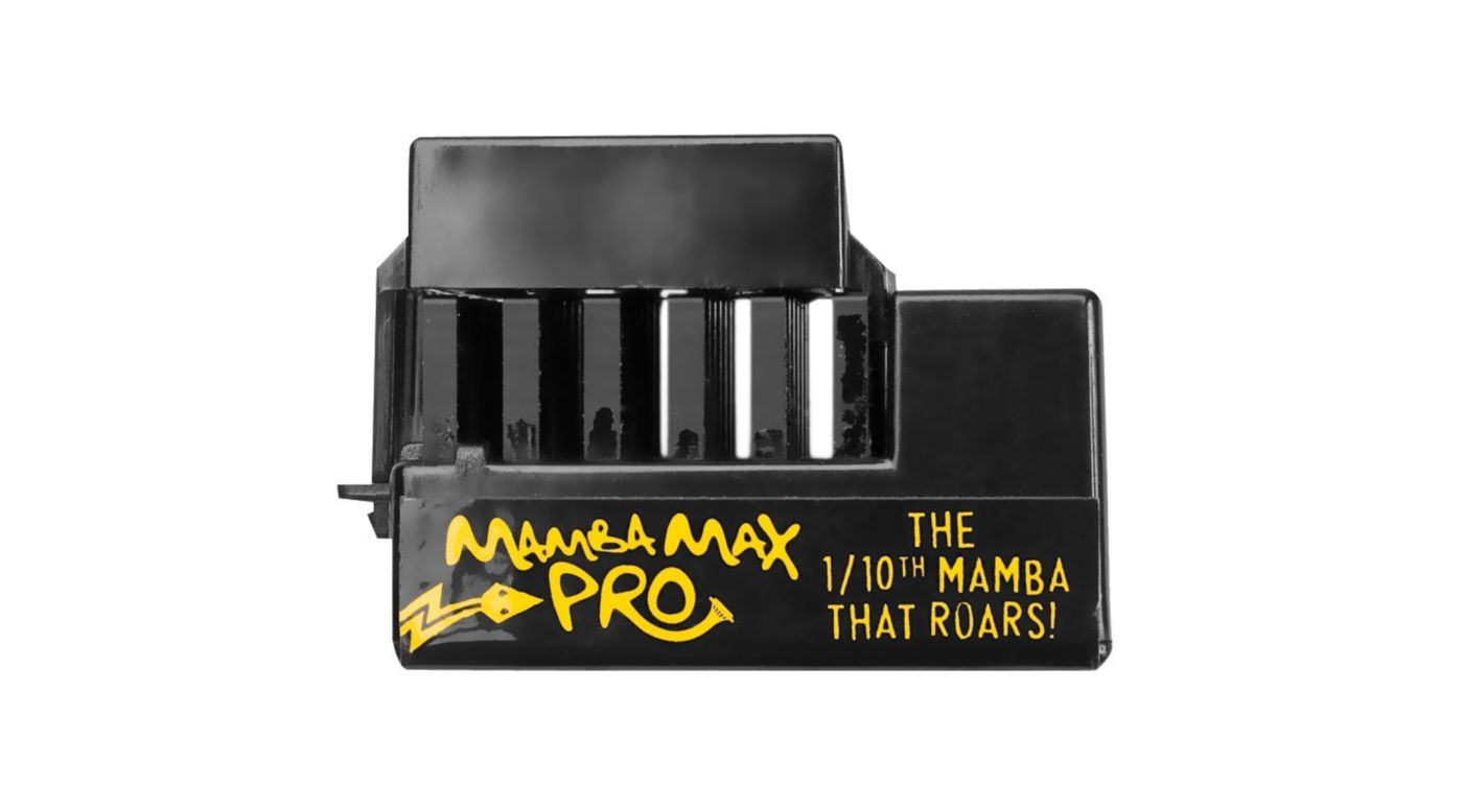 Image for Mamba Max Pro 1/10 Brushless ESC with SMARTSENSE from HorizonHobby