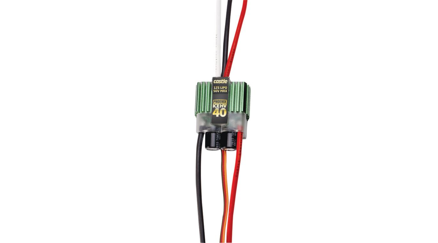 Image for Phoenix Ice 2 HV 40 Extreme Air BL ESC from HorizonHobby