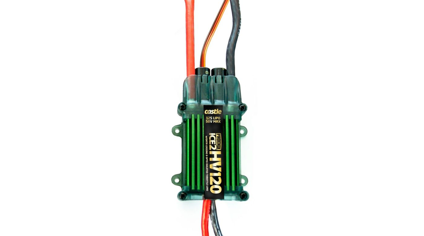 Image for Phoenix Ice 2 HV 120 Extreme Air BL ESC from HorizonHobby