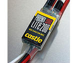 Castle Creations - Phoenix Edge Lite 200, 34V 200-Amp ESC w/ 5-Amp BEC