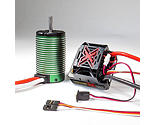 Castle Creations - 1/8 MAMBA Monster X Waterproof ESC with 2200Kv Motor Combo