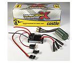 Castle Creations - 1/18 MAMBA Micro X ESC with 4100Kv Motor