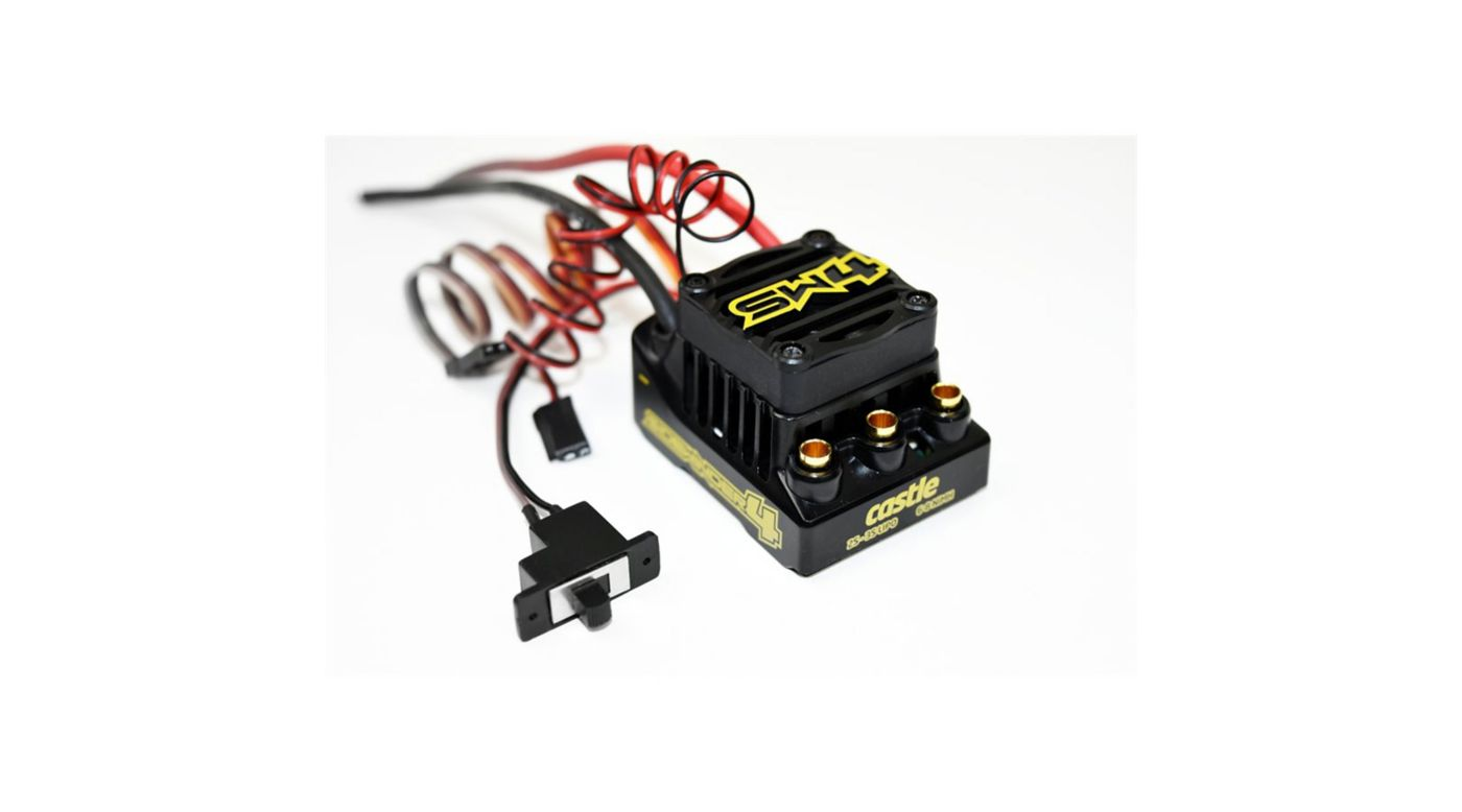 Image for SW4 12.6V 2A BEC WP Sensorless ESC from HorizonHobby