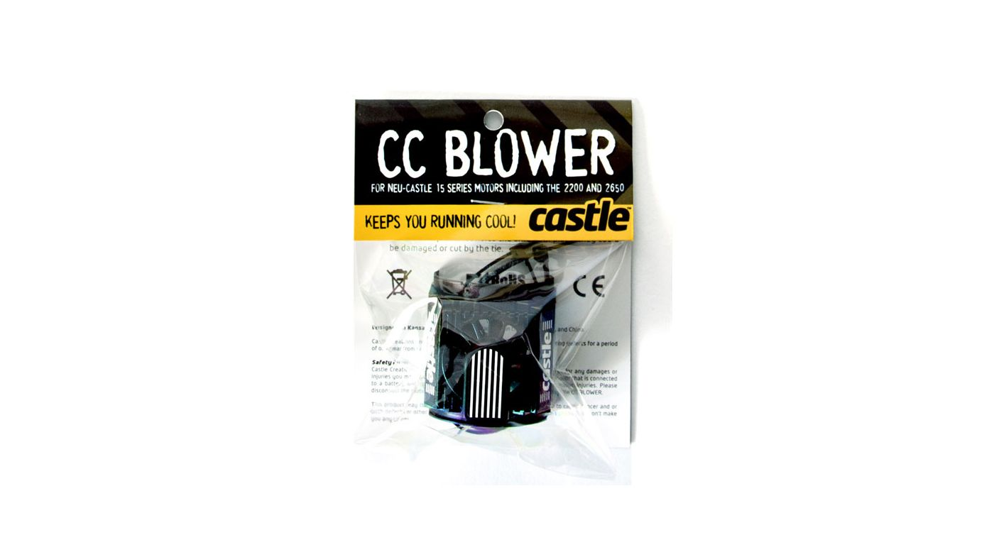Image for CC Blower 1/8: All 15 Series from HorizonHobby