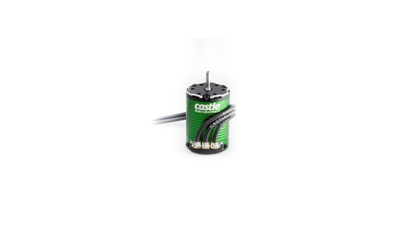 Image for 4-Pole Sensored BL Motor 1406-4600Kv  060-0056-00 from HorizonHobby