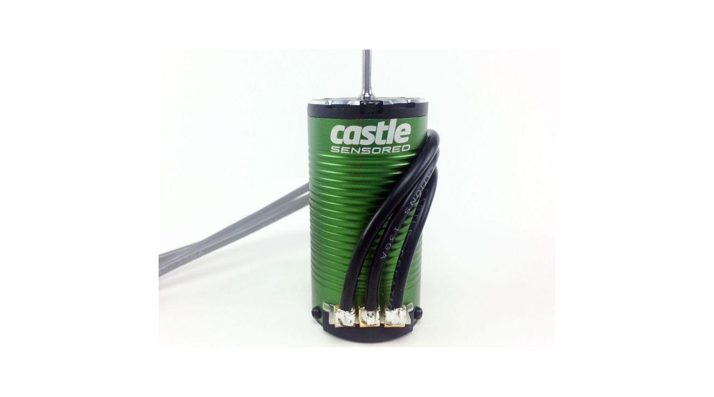 Image for 4-Pole Sensored BL Motor 1415-2400Kv 5mm060006700 from HorizonHobby