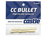 Castle Creations - 4mm High Current CC Bullet Connector Set