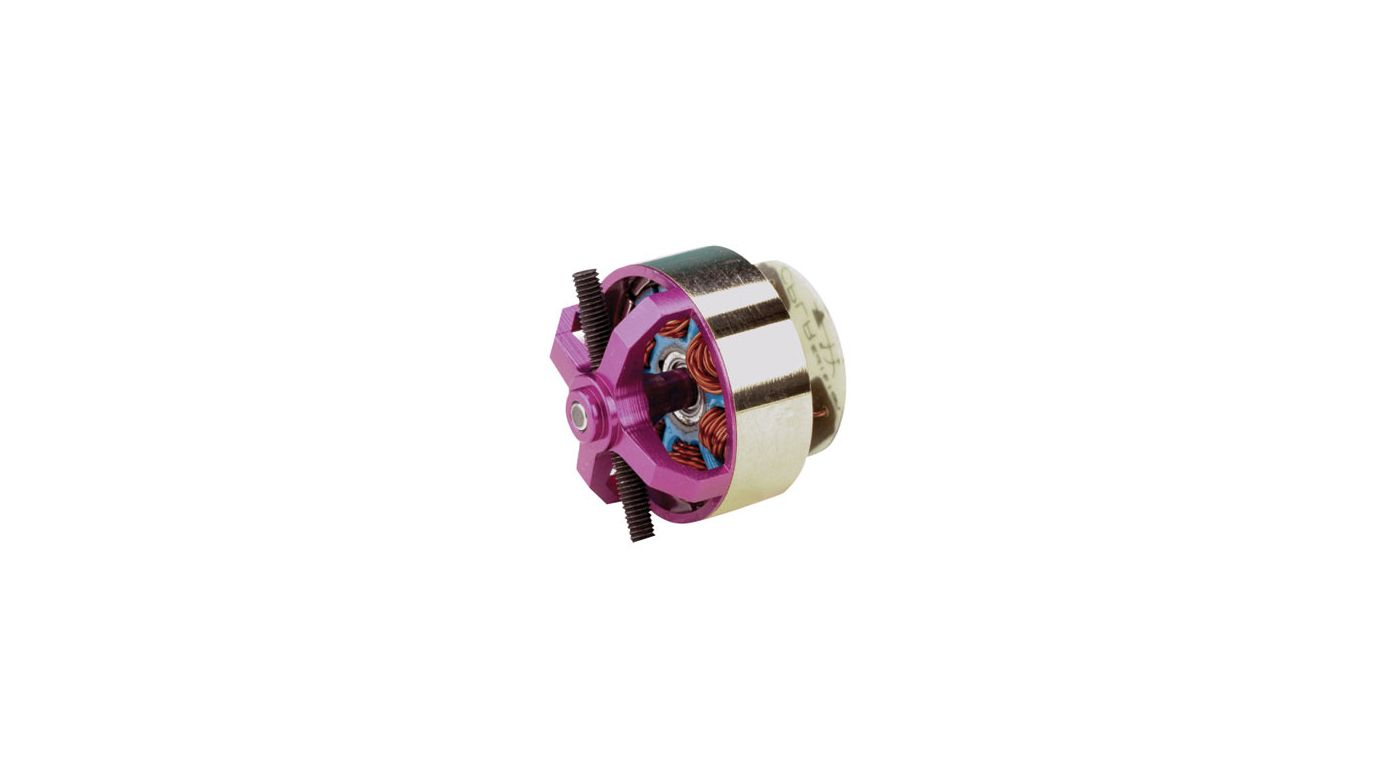 Image for Micro CPLR Brushless Outrunner Motor with CF Tube from HorizonHobby