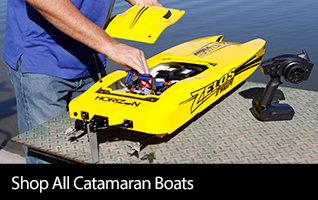 Shop All Catamaran Hull RC Boats