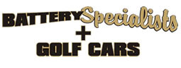 Battery Specialists + Golf Carts